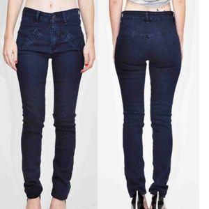 COURTSHOP Zoe 70's Style Skinny Jeans - 28